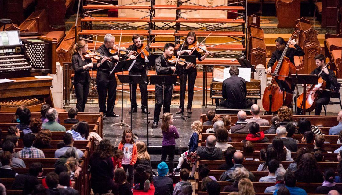 Crédit: Antoine Saito (Bach Festival Montreal)